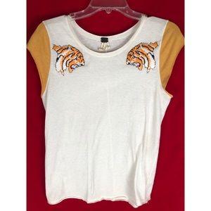 We The Free tiger shirt